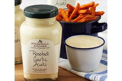 how to make garlic spread with fresh garlic