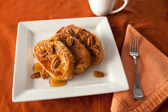 Pumpkin French Toast_WW
